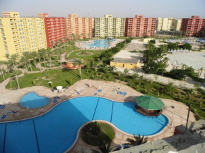 Apartment with Pool View at Golf Porto Marina -Aqua Park ( Families Only )