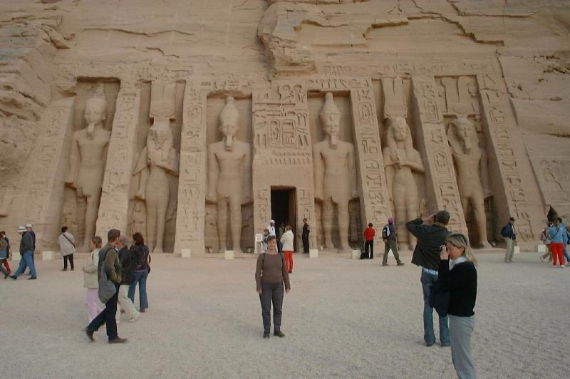 Abu Simbel (c) Dago