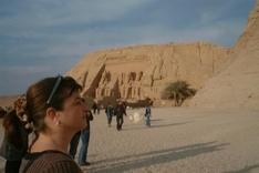 Alleinreisende Frauen im Ägypten Urlaub